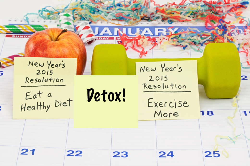 2015 New Year's resolutions
